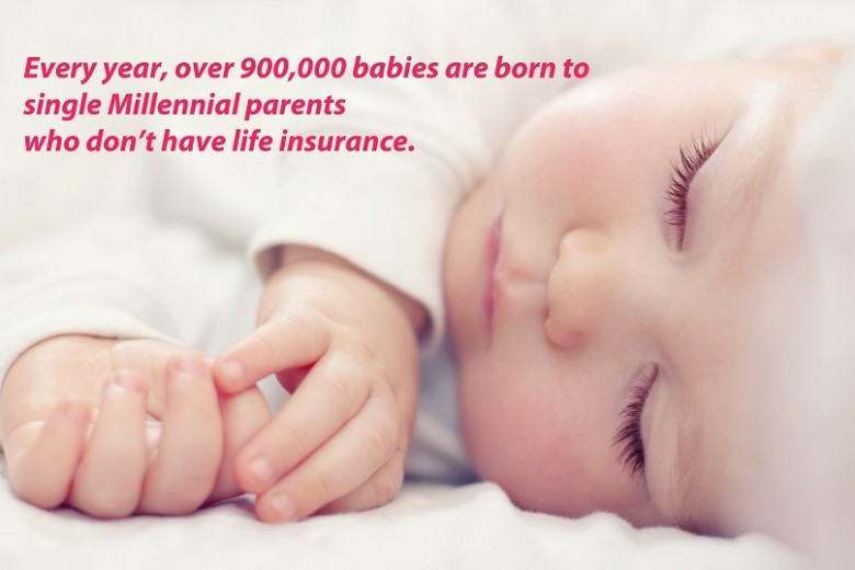 single parents life insurance