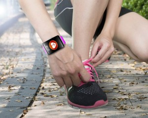 wearable smartwatch